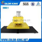 Fujian Colorking Store Sale double working table Pneumatic Heat Presses 40*50cm With table Printing machine(CKB3-1)