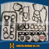 Engine overhaul gasket set for Nissan TD27 OEM NO 10101-43G27, full gasket kit