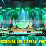 indoor stage backdrop led screen