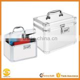 Locking Personal Security Box,flight case aluminum profile,aluminum document tote case,lp flight case