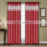 1PC YARN DYE JACQUARD WINDOW CORTINA,RIDEAU EN TISSU                                                                         Quality Choice
