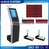 Bank/Telecom/Hospital/Embassy Electronic Wireless Queue Management System