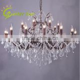 Hot Sale Cheap Modern Crystal Chandelier Battery Powered                                                                         Quality Choice