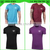 Dri Fit t shirts--Dri fit shirts wholesale OEM type Men's sport shirts dry fit t-shirts fitness t shirts dry fit for men