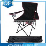 cheap foldable folding wooden beach chair canvas with armrest