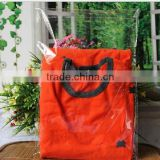 Clear Plastic Compressed OPP Bag For Clothing During Travel