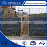 Alibaba China manufacture Gabion basket / welded gabion / gabion metal price good products