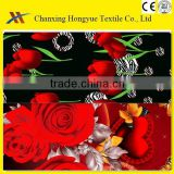 microfiber polyester twill fabric disperse printed textiles fabric for bedding,sofa,bags