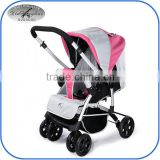reversible handle hot sale brand good baby stroller No.2016GS