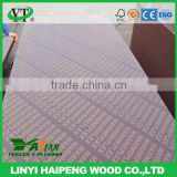 linyi best 9mm 12mm 15mm 18mm 21mm WBP glue brown black film faced plywood(marine plywood)