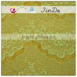 Hot sale high quality cheap beautiful 100% nylon lace used in women underwear