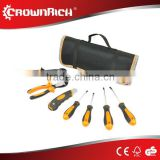 7PCS Professional cheap cordura tool bag