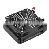120mm Water Cooling CPU Cooler Row Heat Exchanger Radiator with Fan for PC Wholesale
