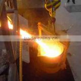 melting furnace for aluminum gold copper iron steel for sale