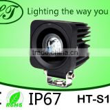 COOL ! small conVenient working light , 10w LED working light , elegant design LED light for trucks , boats , car make