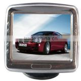 3.5 inch car tft lcd dashboard monitor with av input