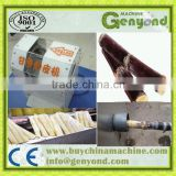 Best quality sugarcane peeling machine/Sugarcane hard leaf remove machine