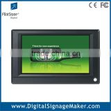 "Instore 7"" 9"" 10"" motion sensor functional lcd advertising player/monitor/display/equipment"