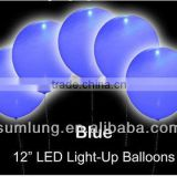 led ballon light for decoration holiday party wedding birthday Christmas