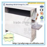 CE best central air conditioner system chilled water fan coil unit for air cooler