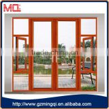 Aluminum glass exterior door with opening window                                                                                                         Supplier's Choice