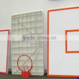 Outdoor Basketball Pole And Backboard
