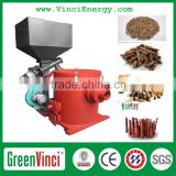 Greenvinci heat transfer machine / biomass wood pellet burner for steam boiler used in paper mill factory