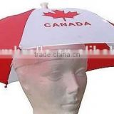 2014 HOT logo printed umbrella hat