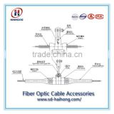 High Quality Good holding strength Transmission Power Line Hardware Cable Single Suspension Clamp