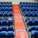 Spot wholesale Folding chairs bleachers seat Telescopic Stand Seat retractable