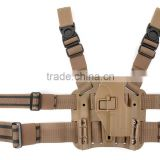 Hot Selling Drop Leg Thigh Holster Companies For Guns 3 Gun With Holsters