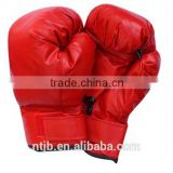 High quality pu material winning boxing gloves