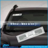 ISO18000-6C Gen2 High Dielectric series(Automotive,Tires, Windshields) uhf rfid tags Customized labels