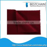 Bordeaux red quality dust coat fabrics Water proof antistatic uv protection