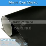 Top Quality C9007 Black High Felxile Matte Car Wrapping Vinyl Car Films