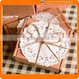 Fast delivery Recycle paper food box packaging with high quality
