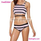 Red and nude black extreme greek bikini swimwear                                                                                                         Supplier's Choice