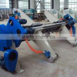 Engineer service available Electrical Mill Roll Stand-Corrugated paperboard production line equipement.