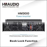 HM300 Pro Audio Power Amplifier with class AB