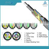 Micro duct blown 144 core singlemode fiber optic cable                                                                                                         Supplier's Choice