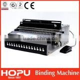 HOPU coil punch machine spiral binder maker