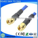 SMA Male to SMA male RF Coaxial Jumper Pigtail Cable Assembly RG402 50 ohm for Wireless Devices