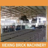 2015 XQY10-50 Automatiac clay brick making machine cement brick forming machine concrete brick forming machine