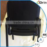 Black pu staff chair high quality office furniture
