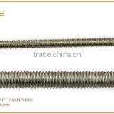 made in China ZP YZP HDG DIN975 Gr 4.8 8.8 threaded connector