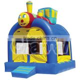CE certification mini playground inflatable cartoon theme bouncer