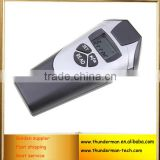 Water Resistant Digital Ultrasonic Range Finder with Laser Pointer for Measuring Distance