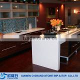 White Sparkle Sand Quartz Stone Kitchen Countertop Crystal White Faux Quartz Stone