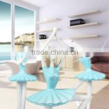 2015 China Supplier hot new products beautiful Ballet dancers figurine ,wholesale photo figurine