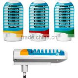 Hot selling mosquito killing lamp insect killer LED /Electric Mosquito Killer with LED lamp/electric mosquito lamp                                                                                                         Supplier's Choice
